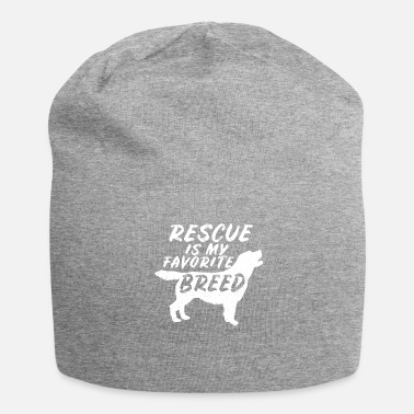 Redding hond redding - Jersey-Beanie