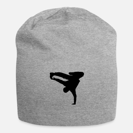 Street Caps & Hats - dance - Beanie heather grey