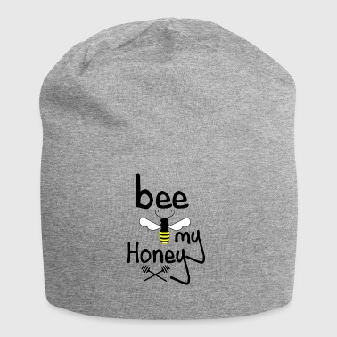 bee my honey - Jersey Beanie