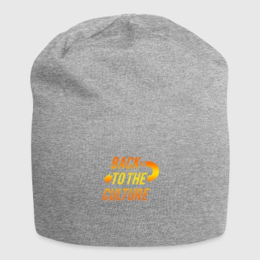 Back To The Culture - Jersey Beanie