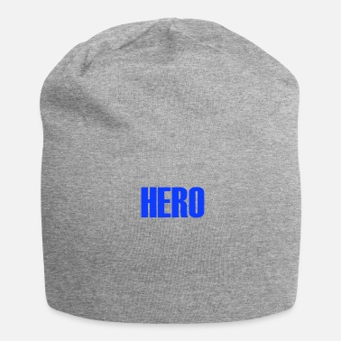 Popular Popular Proverbs Hero Design - Jersey Beanie