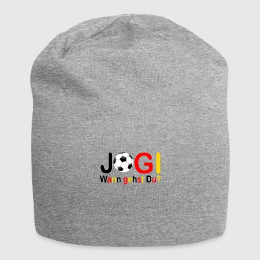 Jogi When are you leaving? - Jersey Beanie