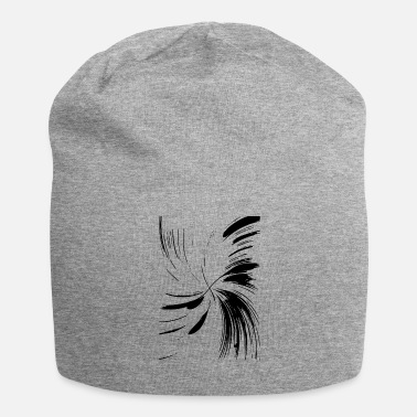 Abstract abstract - Jersey Beanie