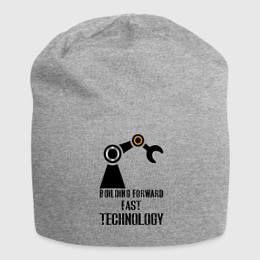 Building forward fast technology - Jersey Beanie