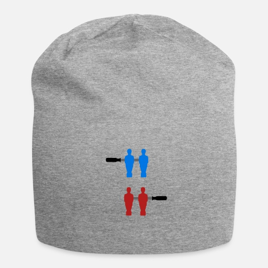 Sports Caps & Hats - table football - Beanie heather grey