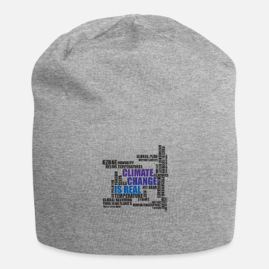 Change Climate Change - Jersey-Beanie