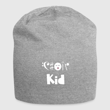choir kid - Jersey Beanie
