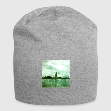 statue of Liberty - Jersey Beanie