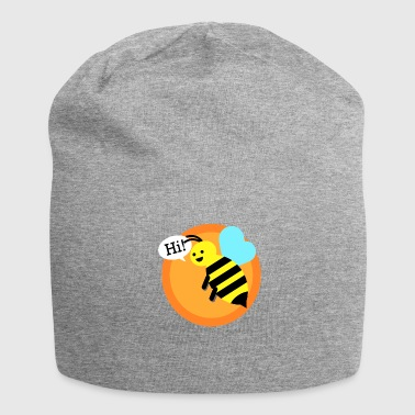 Cool bumble bee - Jersey Beanie