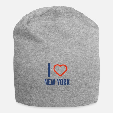 I Love New York I love New York - Jersey Beanie