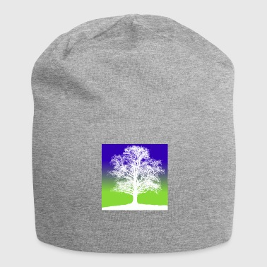 Grow, tree - Jersey Beanie