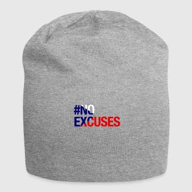 no excuses Czech Czech Republic - Jersey Beanie