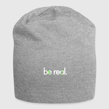 Be Real Life Honest - Jersey Beanie