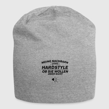 Neighbors Hardstyle - Jersey Beanie