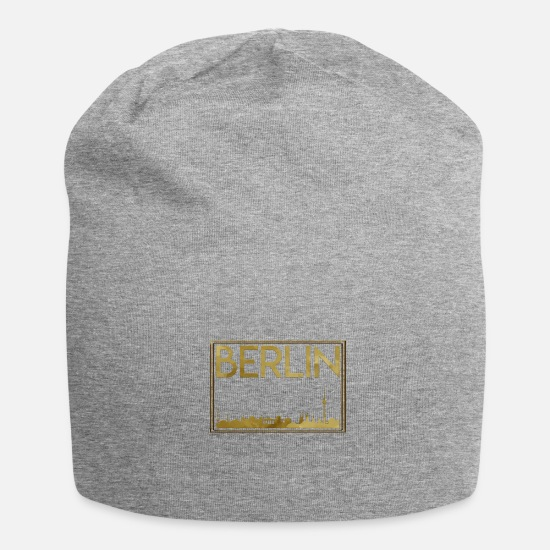 Berlin Caps & Hats - Berlin - Beanie heather grey