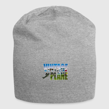Propeller Flieger Old School - Jersey Beanie