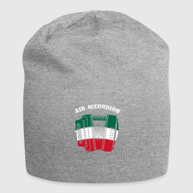 Mexican Air Accordion - Accordion Accordionist - Jersey Beanie