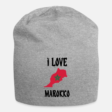 Collections MOROCCO COLLECTION - Jersey-Beanie