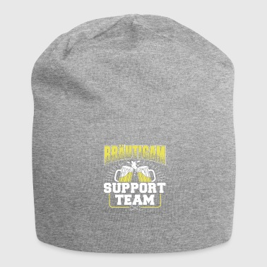 Team di supporto Groom - Beanie in jersey