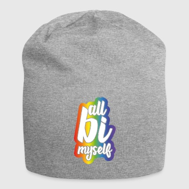Bi Sexuality Be yourself - Jersey Beanie