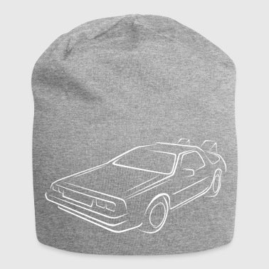 Sketch back to the future - Jersey Beanie