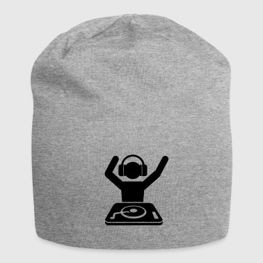 DJ Hands In The Air - Beanie in jersey