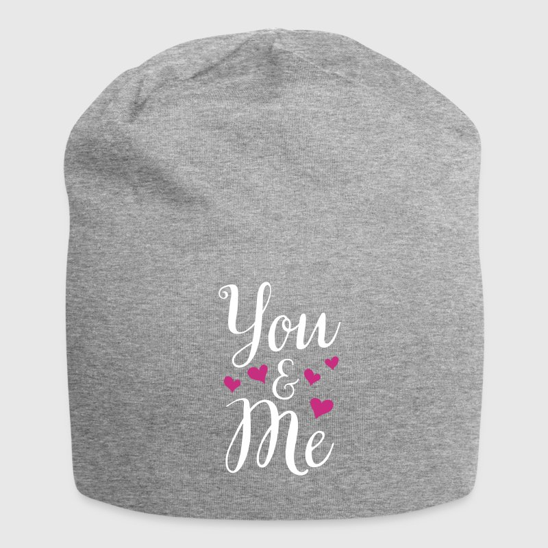 YOU & ME - Jersey-Beanie