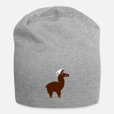 Thesis Lama holds a PhD thesis exam doctoral thesis - Jersey Beanie