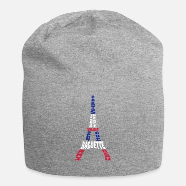 Eiffel Tower Eiffel tower - Jersey Beanie
