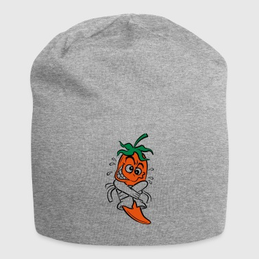 Red Chilli Pepper - Jersey Beanie
