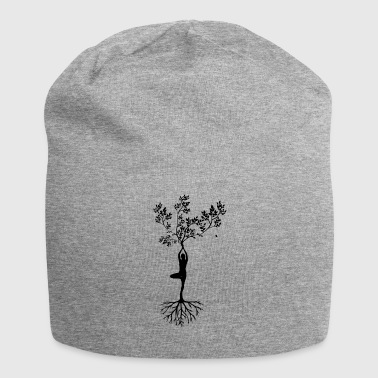 Silhouette silhouette - Jersey Beanie