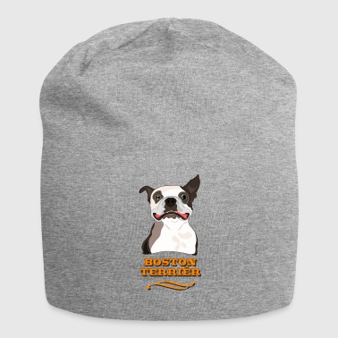 Terrier Boston Terrier - Jersey-Beanie