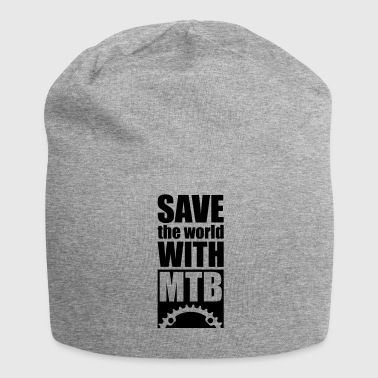 Save the world - Jersey Beanie