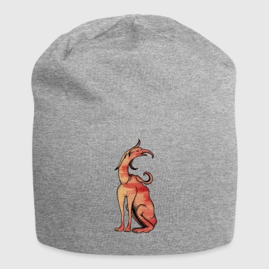 Chimera from gripping and dog - Jersey Beanie