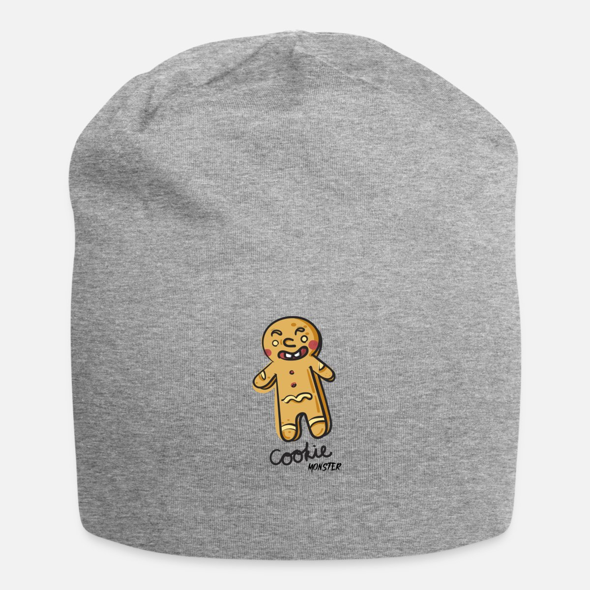 2f61c634b43 Sweet biscuit monster or cookie monster Beanie