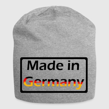 Made in Germany - Jersey-Beanie