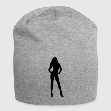 Sexy woman (super cheap) - Jersey Beanie