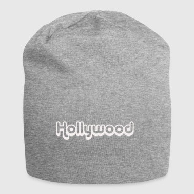Hollywood - Beanie in jersey