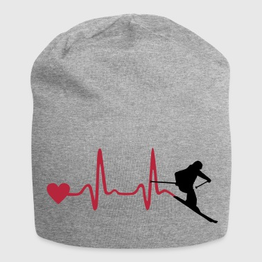 Skier & Heartbeat, Skiing - Jersey-pipo