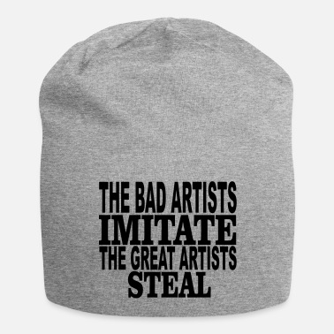 Steal great artists steal - Beanie