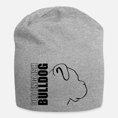 Bulldog OLD ENGLISH BULLDOG PROFIL WILSIGNS - Beanie