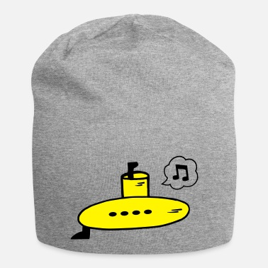 Singing Yellow Submarine - Beanie