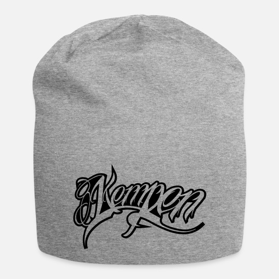 Pyro Caps & Hats - Kempen - Beanie heather grey