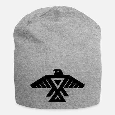 American American Indian Thunderbird Totem - Beanie