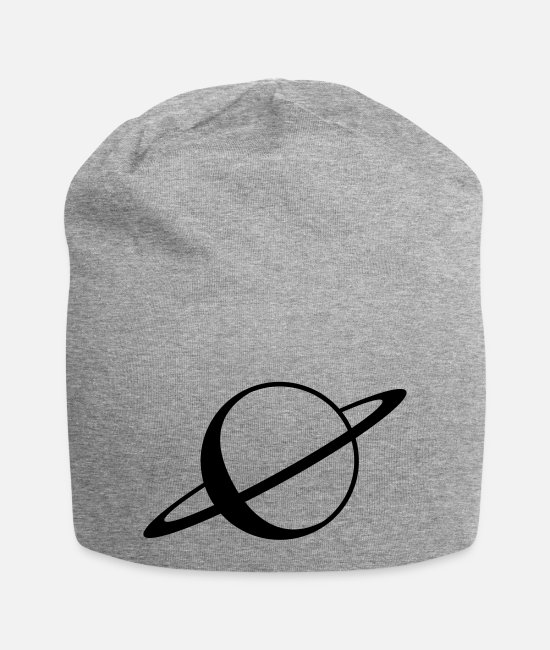 Nature Caps & Hats - planet - Beanie heather grey