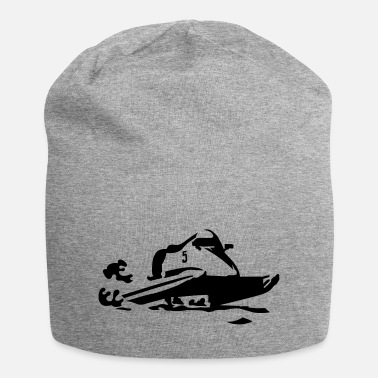 Powerboat motorboot - Beanie