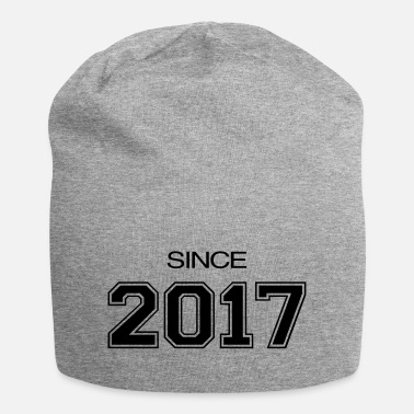 Since since 2017 - Beanie-pipo
