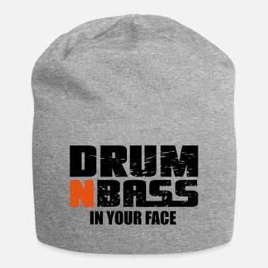Dj Drum and Bass Techno DJ Party Music Gift - Beanie