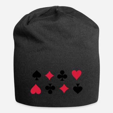 Cards Card Suits - Beanie