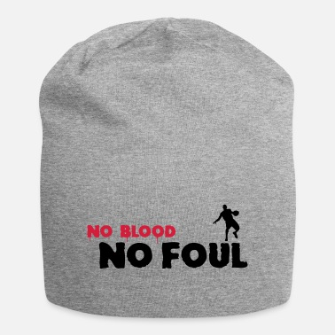 No Foul No Blood No Foul Basketball - Beanie-pipo
